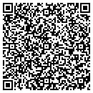 QR-код с контактной информацией организации ЗАО ПРОМСЕРВИС