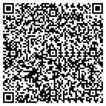 QR-код с контактной информацией организации ПЛАСТИКЦЕНТР