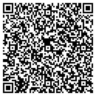 QR-код с контактной информацией организации РАДЭК, ООО