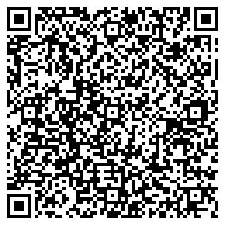 QR-код с контактной информацией организации МИР ДЭУ