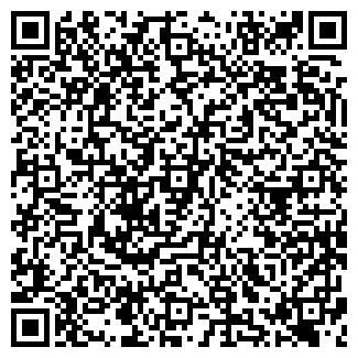 QR-код с контактной информацией организации ОЗАРЕНИЕ