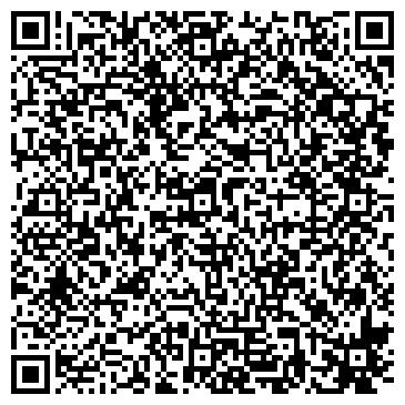 QR-код с контактной информацией организации Интернет магазин шин