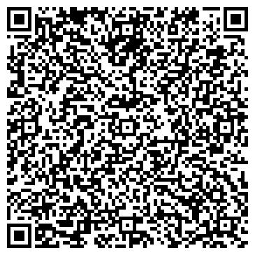 QR-код с контактной информацией организации «КрасАвиа» Филиал №1 Туринский