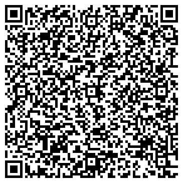 QR-код с контактной информацией организации РАТЭК ТРАНСПОРТНАЯ КОМПАНИЯ