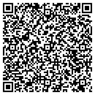 QR-код с контактной информацией организации АБМ, ООО