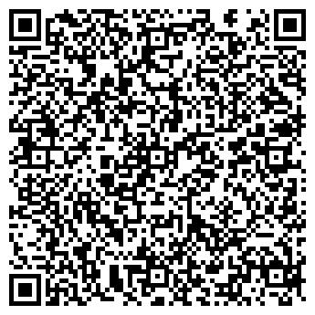 QR-код с контактной информацией организации ООО «Окна BNW»