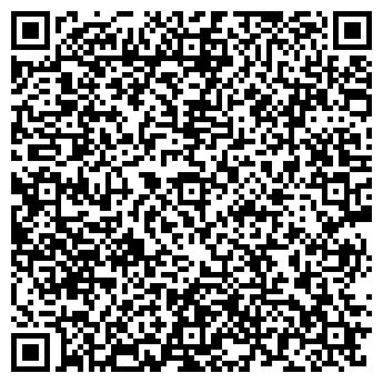 QR-код с контактной информацией организации АЗИЯ-СИНТЕЗ, ЗАО