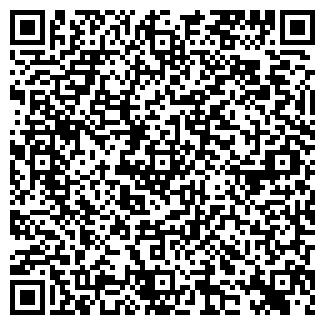 QR-код с контактной информацией организации МТВ-ПЛЮС