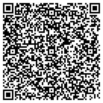 QR-код с контактной информацией организации «Любимая обувь»