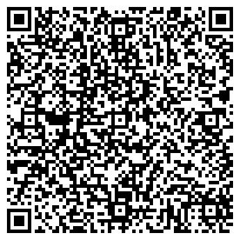 QR-код с контактной информацией организации КНИЖНЫЙ МЕРИДИАН