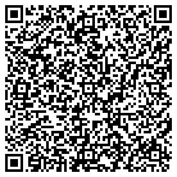 QR-код с контактной информацией организации КРАСНАЯ КНИГА