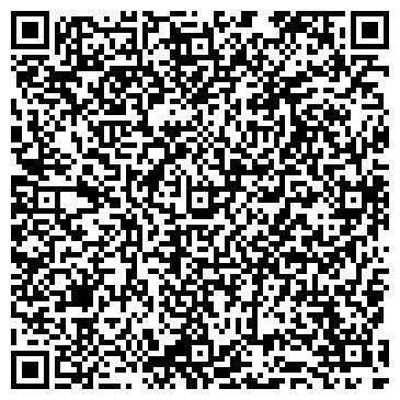 QR-код с контактной информацией организации ТЕХНОРОС ПРОИЗВОДСТВЕННАЯ КОМПАНИЯ