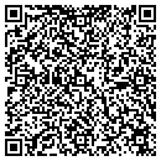 QR-код с контактной информацией организации ДОННА САЛОН