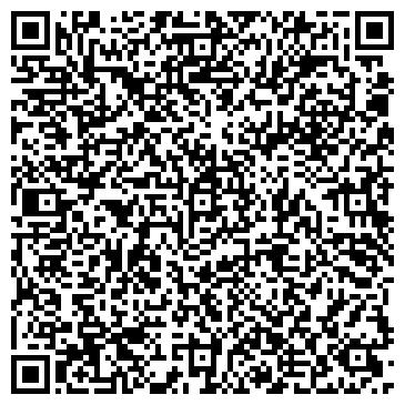 QR-код с контактной информацией организации «ГРАНД ТРЕЙД»