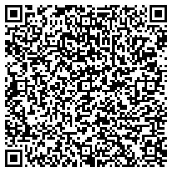 QR-код с контактной информацией организации БРВ КРАСНОЯРСК САЛОН