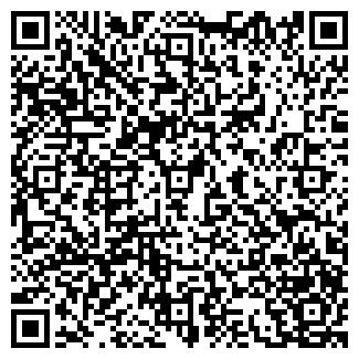 QR-код с контактной информацией организации ГАЛЕРЕЯ PITTI