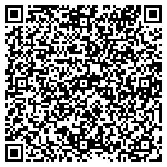 QR-код с контактной информацией организации ЮНА САЛОН