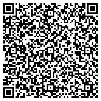 QR-код с контактной информацией организации ООО ИЗБАЙТ