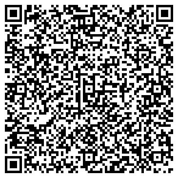 QR-код с контактной информацией организации КАУХАР-ТАШ АО