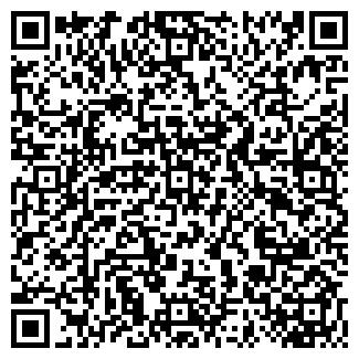 QR-код с контактной информацией организации ООО СИБЛАЙН