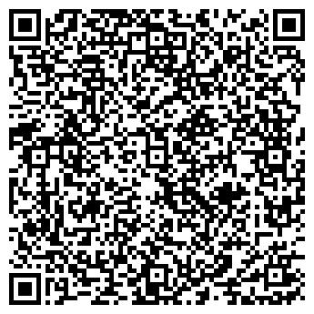 QR-код с контактной информацией организации МЕБЕЛЬНЫЕ ЛАКИ