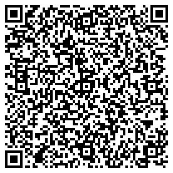 QR-код с контактной информацией организации МАГАЗИН ДВЕРИ