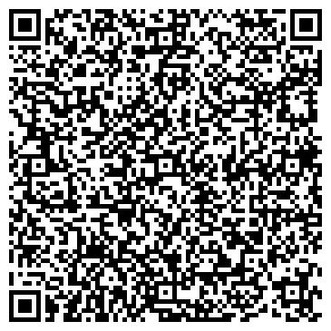 QR-код с контактной информацией организации ООО МАГНАТ-РУССКИЙ ДОМ
