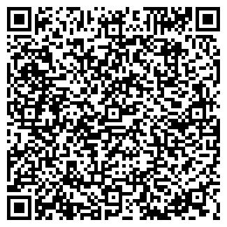 QR-код с контактной информацией организации ООО ФЛАТ