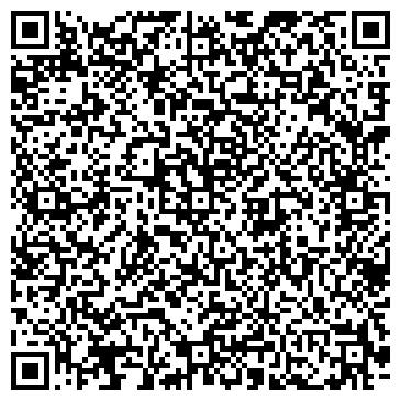 QR-код с контактной информацией организации Редакция газеты «Центр Азии»
