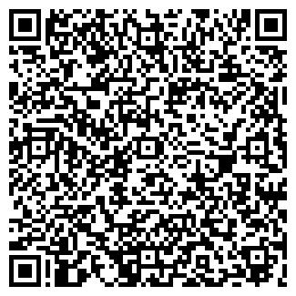 QR-код с контактной информацией организации ЦЕНТР АЗИИ