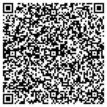 QR-код с контактной информацией организации САЛОН ПАРИКМАХЕРСКИХ УСЛУГ