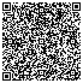 QR-код с контактной информацией организации МУ БИБЛИОТЕКА № 6