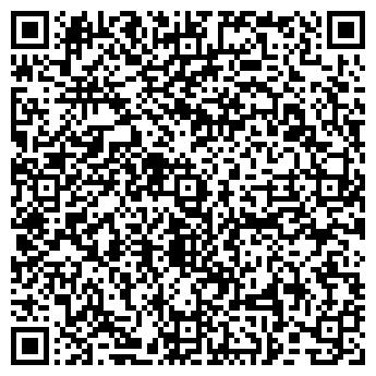 QR-код с контактной информацией организации СУПЕРМАРКЕТ ОКОН