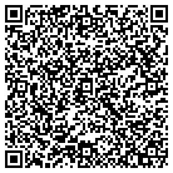 QR-код с контактной информацией организации АК ЖОЛ АО