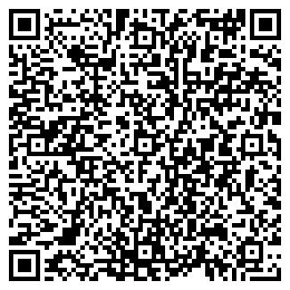 QR-код с контактной информацией организации КНИГОЧЕЙ