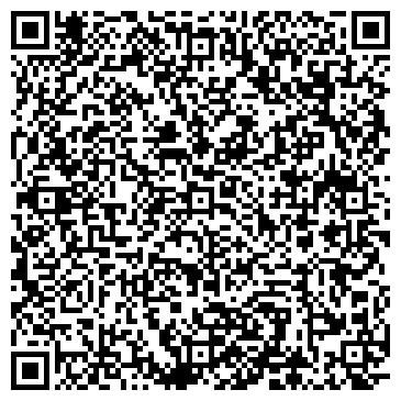 QR-код с контактной информацией организации ЖИВАЯ МАТЕРИЯ СТУДИЯ-БАТИК