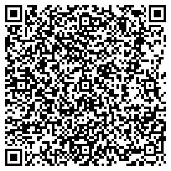 QR-код с контактной информацией организации МТВ-ТРЕЙДИНГ, ЗАО