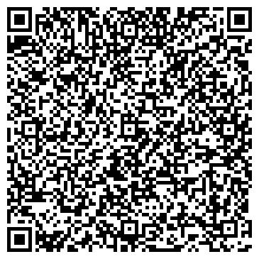QR-код с контактной информацией организации СИБИРСКИЙ МЕТАЛЛУРГИЧЕСКИЙ ХОЛДИНГ