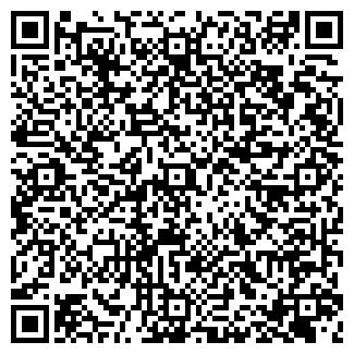 QR-код с контактной информацией организации ООО МЕГАСНАБ