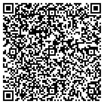 QR-код с контактной информацией организации ООО СИБИРСКИЕ ТОВАРЫ