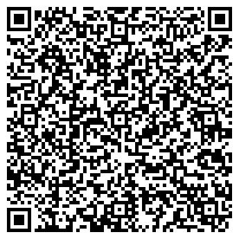QR-код с контактной информацией организации ТКАНИ ОПТОМ