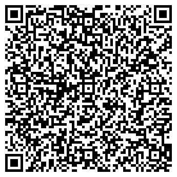 QR-код с контактной информацией организации КУЗНЕЦКИЙ ТРИУМВИРАТ