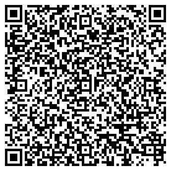 QR-код с контактной информацией организации ПУСАН САЛОН-МАГАЗИН