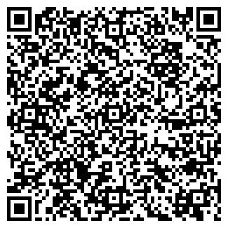 QR-код с контактной информацией организации М-ВЕКТОР
