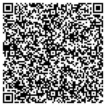QR-код с контактной информацией организации СОВРЕМЕННЫЕ ДВЕРИ, МАГАЗИН