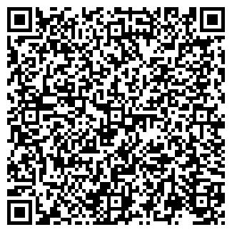 QR-код с контактной информацией организации ООО РЕНЕССАНС