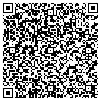 QR-код с контактной информацией организации ПЛАСТИКА САЛОН