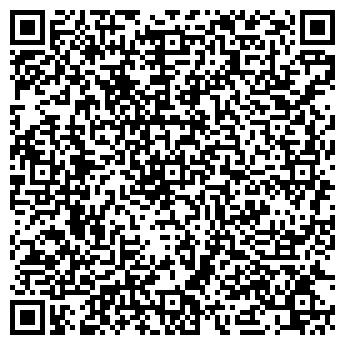 QR-код с контактной информацией организации КИА ЦЕНТР, ЗАО