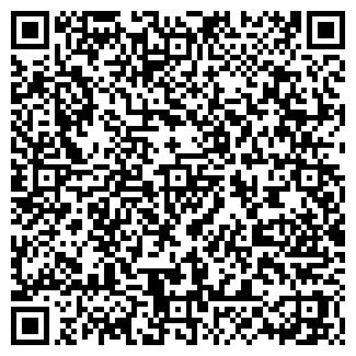 QR-код с контактной информацией организации АКАДЕМИЯ ТУРИЗМА
