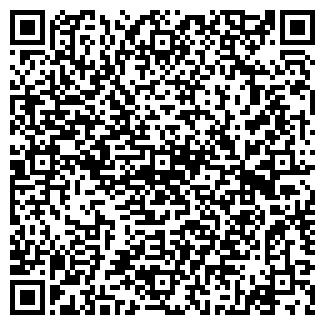 QR-код с контактной информацией организации ПЛАСТИКОВАЯ МЕБЕЛЬ